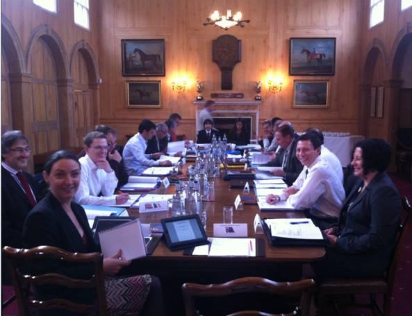 2013年度国際血統書委員会