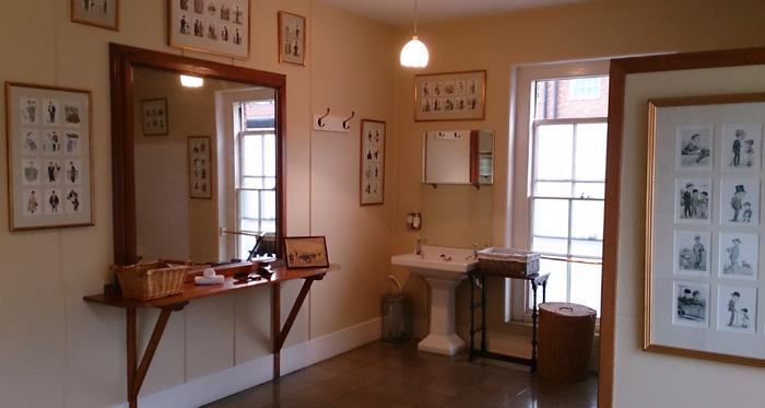 2014年ジョッキークラブトイレ1